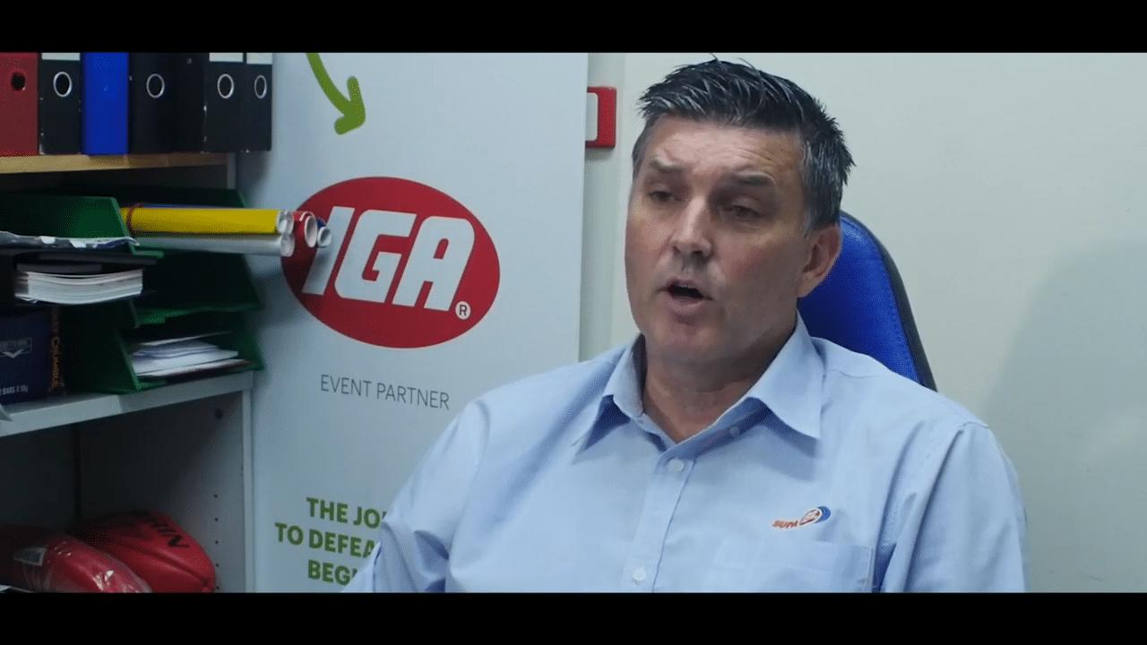 Tony Ingpen Interview